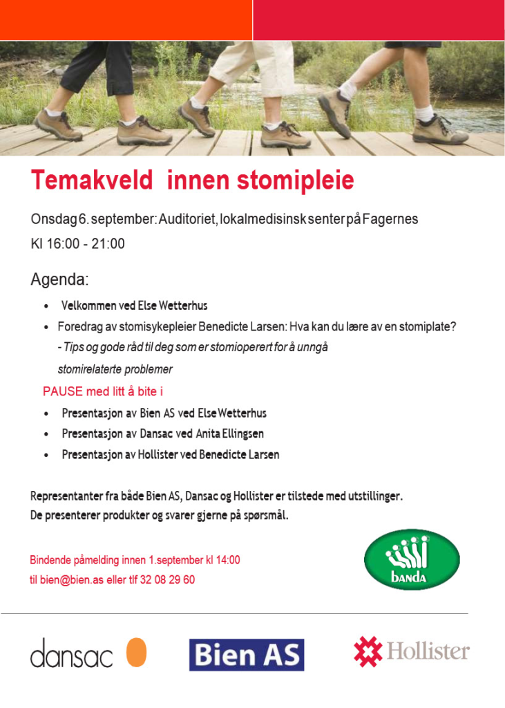 Temakveld Fagernes